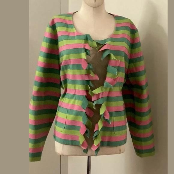 Carlisle Jackets & Blazers - Carlisle colorful Jacket